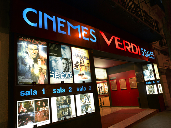 Cinemes Verdi