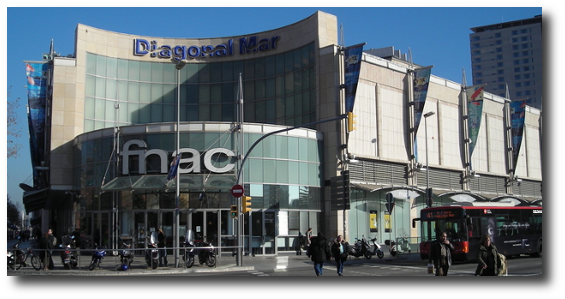 FNAC Diagonal Mar